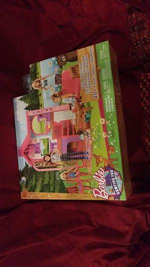 Barbie camping fun for Sale in Columbus, MS