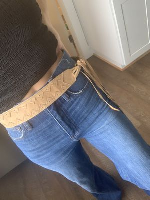 Bullock's Vintage Leather Belt for Sale in Los Alamitos, CA