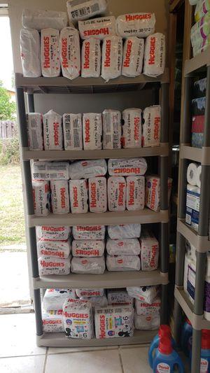 Huggies Diapers read description for Sale in West Palm Beach, FL