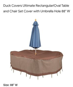 Patio furniture cover. for Sale in Las Vegas, NV