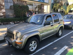 Jeep Liberty 2004 limited edition for Sale in Playa del Rey, CA