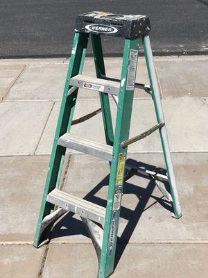 4' ladder for Sale in Avondale, AZ