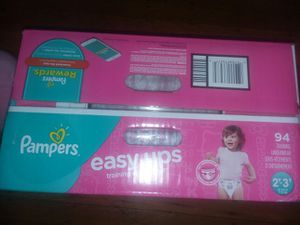 Brand new Pampers Hello Kitty Easy Ups training pants( please read the description) for Sale in North Smithfield, RI