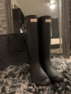 Hunter Rain Boots for Sale in Land O' Lakes, FL
