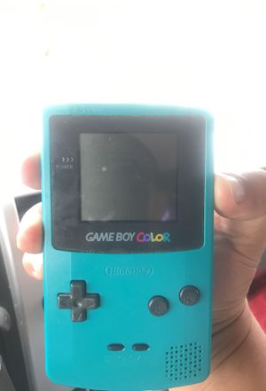 gameboy color with pokemon for Sale in San Diego, CA