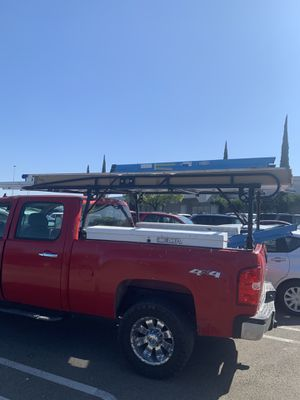 Ladder rack for Sale in Modesto, CA