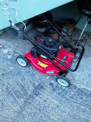 Hyper tough lawn mower for Sale in Cape Canaveral, FL