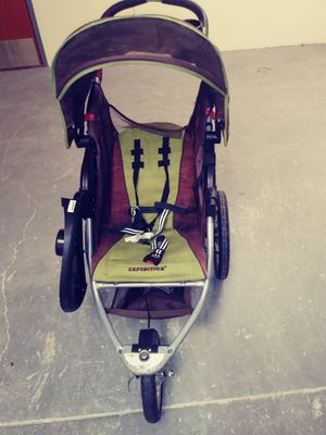Baby trend expedition jogger stroller for Sale in Millcreek, UT