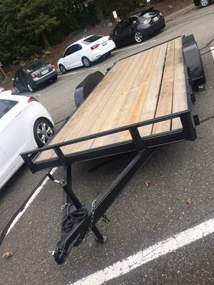2019 18ft Car Hauler for Sale in Silverdale, WA
