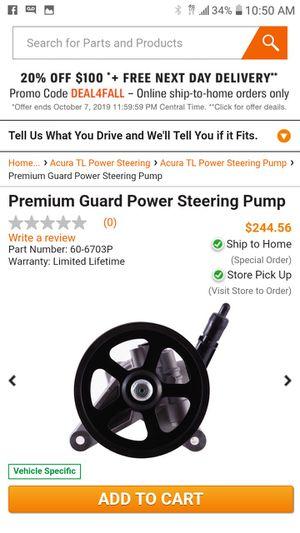 Acura Tl Parts for Sale in West Miami, FL