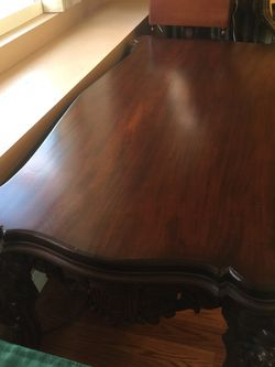 Lord Raffles Lion Coffee Table for Sale in Oceanside,  CA