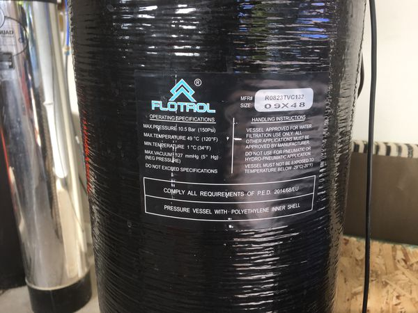 Flotrol Water Softener For Sale In Tolleson Az Offerup