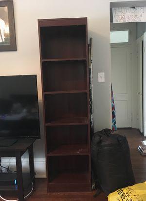 Two tall shelves/bookshelves for Sale in Atlanta, GA