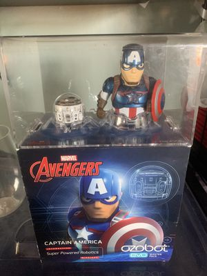 Avengers captain America ozobot ,brand new for Sale in Miami, FL