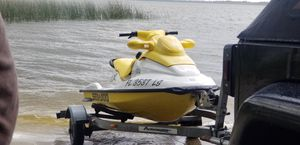 (Read first ) 99 SEADOO GSX for Sale in Haines City, FL