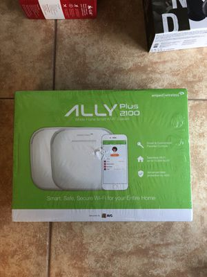 Ally plus 2100 router and extender for Sale in Port St. Lucie, FL