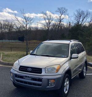 2001 Toyota RAV4 for Sale in Fredericksburg, VA