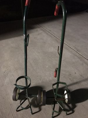 Oxygen holder, cart, for Sale in Chicago Ridge, IL