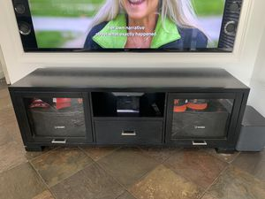 HOME ENTERTAINMENT/TV STAND for Sale in San Francisco, CA