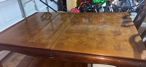Antique Wood Table for Sale in Cedar Park, TX