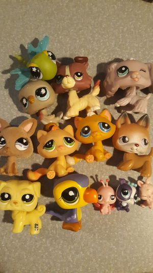 Littlest pet shop lps lot for Sale in Puyallup, WA