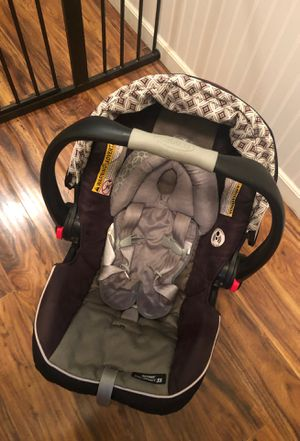 Graco Click Connect 35 Carseat and base - manuf. 2014 for Sale in Vancouver, WA