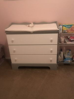 Refurnished unisex baby changing table for Sale in Southfield, MI