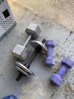 Weights for Sale in Lake Stevens, WA