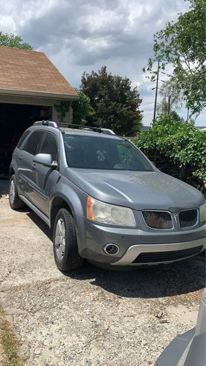 Pontiac torrent Sport 2006 runs but needs work. for Sale in Sandy, UT