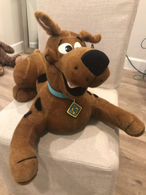 Scooby Doo stuffed animal for Sale in VLG WELLINGTN, FL