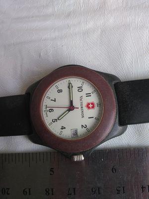 Victorinox Swiss army wristwatch for Sale in Houston, TX