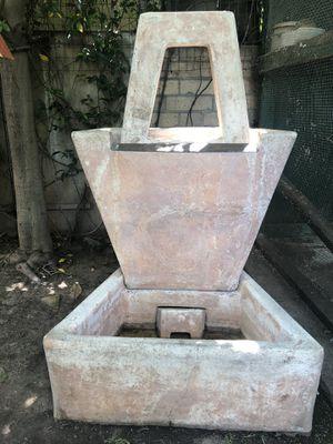 Concrete fountain for Sale in Fresno, CA