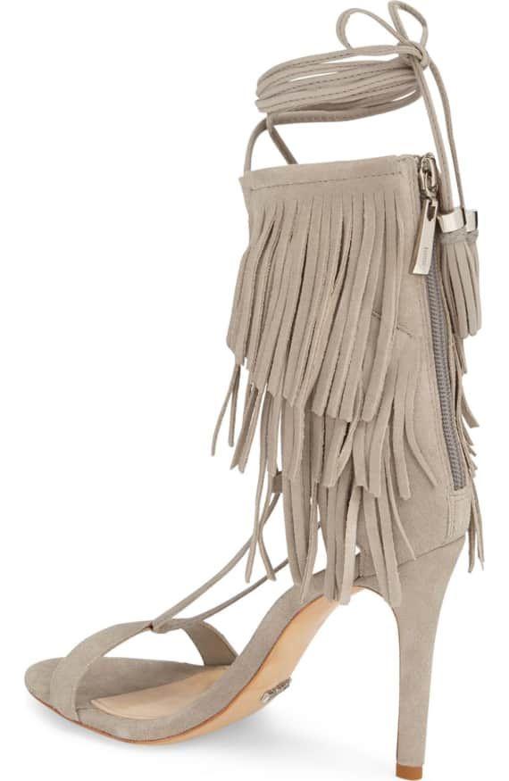 Schutz kija fringe heels