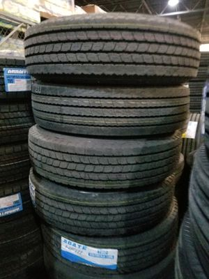 Truck tires start at 250 for trailer tires for Sale in Chicago, IL
