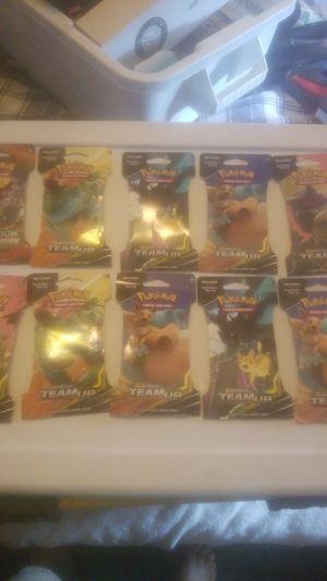 10 Pokemon booster packs (read description below) for Sale in Matthews, NC