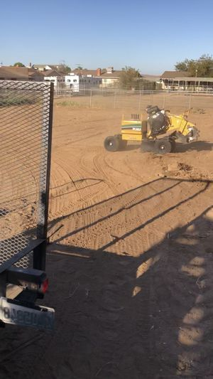 Stumping stump removal root grinding for Sale in Pomona, CA