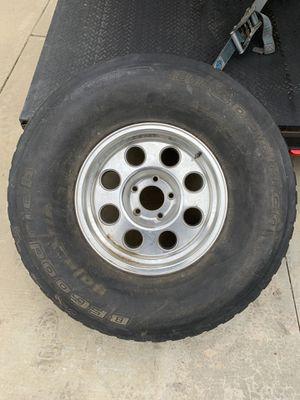 """37"""" tire & wheel for Sale in La Verne, CA"""