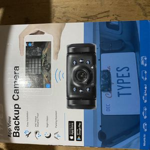 Back Up Camera for Sale in Richmond, CA