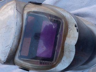 Welding Shield Welding Helmet Welder Great Working Condition Auto-darkening for Sale in Los Angeles,  CA