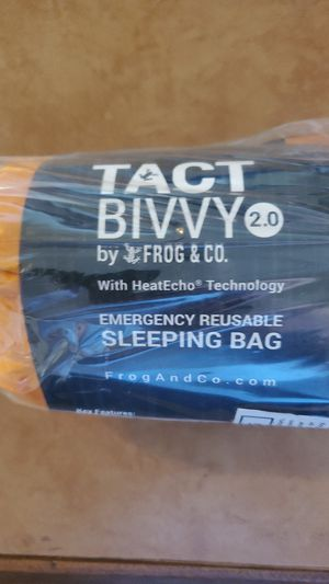 Emergency Sleeping Bag new for Sale in Colorado Springs, CO