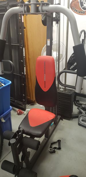 Strength Training System (WeidermanPro 6900) for Sale in San Jose, CA