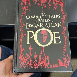 The Complete Tales And Poems Of Edgar Allan Poe  for Sale in Riviera Beach, FL