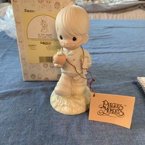 Precious Moments - To The Apple Of God's Eye for Sale in Boca Raton, FL