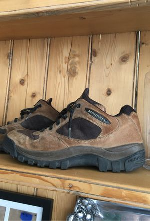 Merrell hiking boots 9 for Sale in Crawford, CO