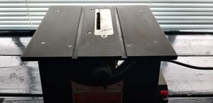 Dremel 4 inch table saw for Sale in Glenview, IL
