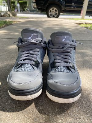 """Jordan cool Grey"" Size 6 1/2 Negotiable for Sale in Kyle, TX"