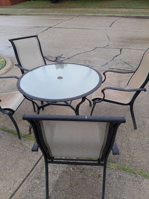 Outdoor furniture for Sale in Garland, TX