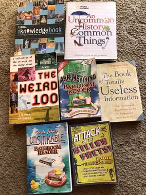 Books for Sale in Rolling Hills Estates, CA