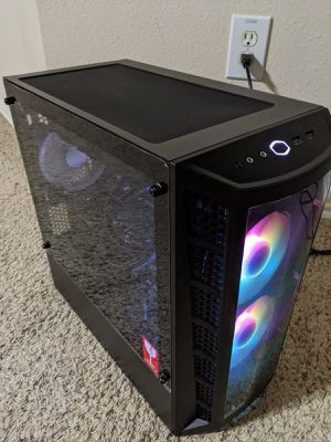 Gaming PC/Computer/Please read carefully before asking. Thank you! for Sale in Grapevine, TX