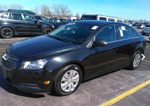 2012 CHEVY CRUZE LS 1.8 AUTO TRANS SUPER CLEAN **LOW MILES** GAS SAVER for Sale in Romeoville, IL